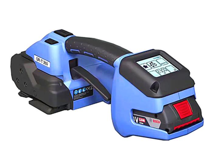 ORT-260充电式塑钢带打包机